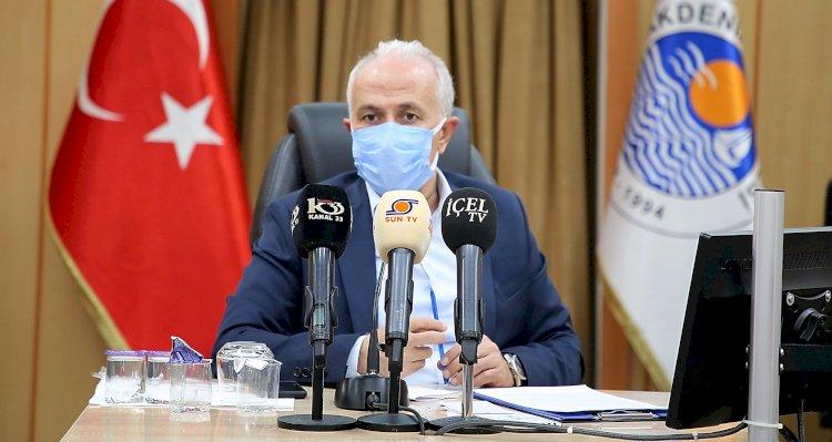 Akdeniz Belediye Meclisi,  Aralık Ayı İkinci Birleşimini Gerçekleştirdi