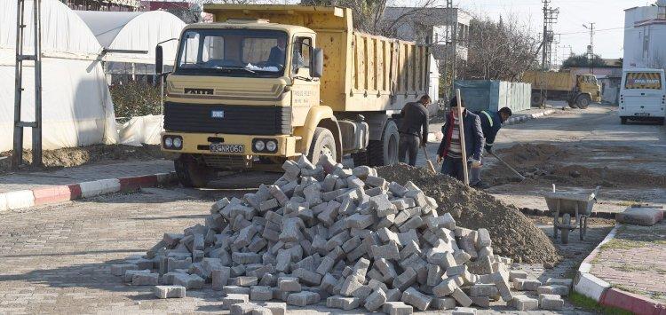Tarsus Belediyesi 40 Kişilik Ekiple Temizlik Seferferliği Başlattı