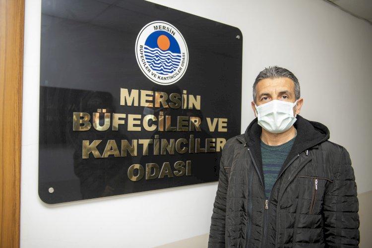 Mersin Büyükşehir'den İş Yeri Kapalı 5 Bin 785 Esnafa Gıda Kolisi