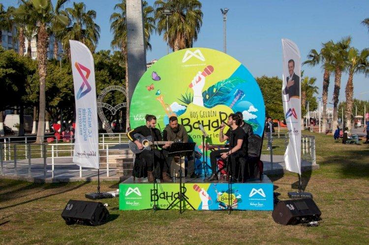 Büyükşehir'in Bahar Konserleri İle 72 Yerel Sanatçıya Destek