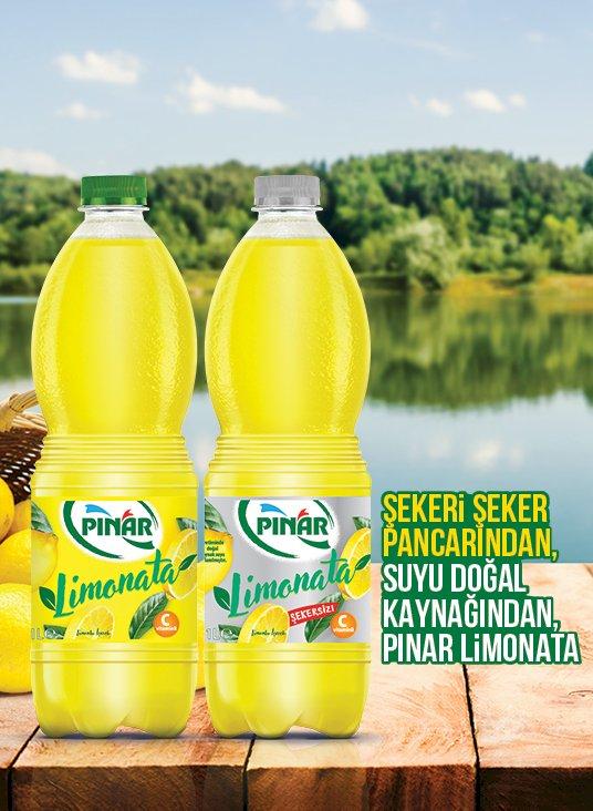 """""""Pınar Limonata"""" Bu Ramazan Da Sofraları Lezzetlendiriyor"""