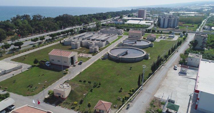 Meski Atıksuları Arıtıyor, Akdeniz Temiz Kalıyor
