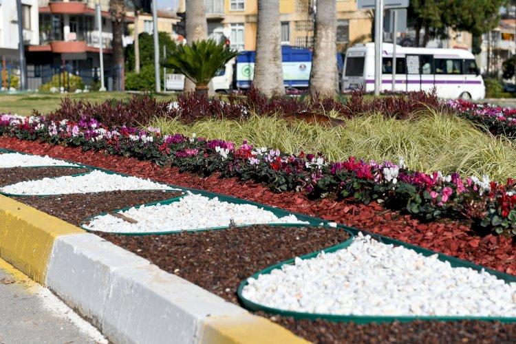 Büyükşehir, Dört Mevsim Yeşil Mersin İçin Çalışıyor