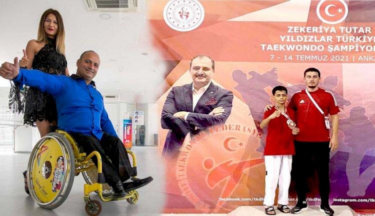 Mersin  Büyükşehir'den  Çifte  Başarı