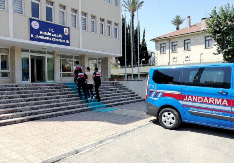 Mersin'de 1 DEAŞ 'lı Yakalandı