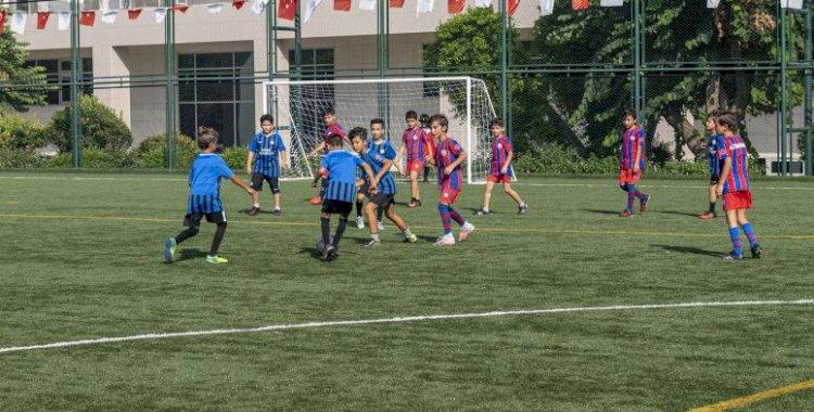 Büyükşehir, '30 Ağustos Minikler Zafer Kupası' Turnuvası Düzenledi